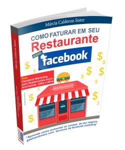 Ebook gratuito - Como Faturar no seu Restaurante com o Facebook